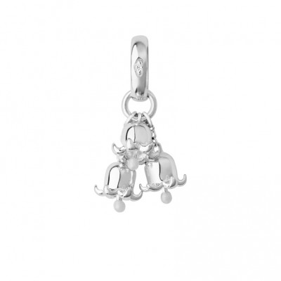 Links of London - Sterling Silver & Enamel Lily of the Valley Charm 5030.2423