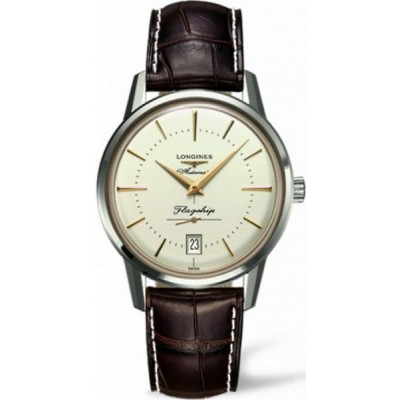 Gents Longines Flagship L47954782