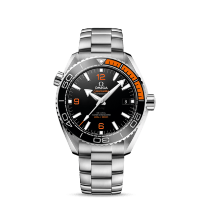 OMEGA SEAMASTER PLANET OCEAN 600 M OMEGA CO-AXIAL MASTER CHRONOMETER 43.5 MM