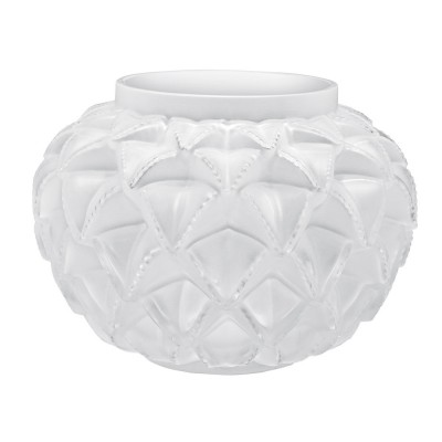 Lalique - Languedoc Vase, Small