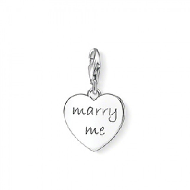 "Thomas Sabo Charm ""Marry Me"" 1064-001-12"
