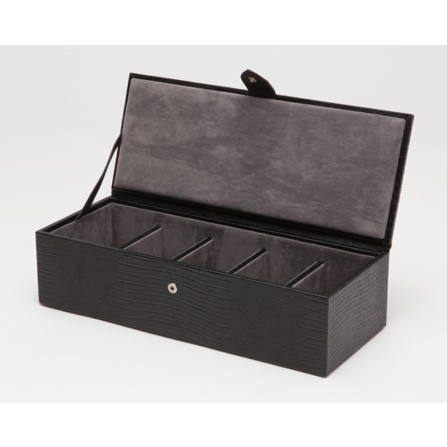 WOLF - BLAKE 5 PIECE WATCH BOX