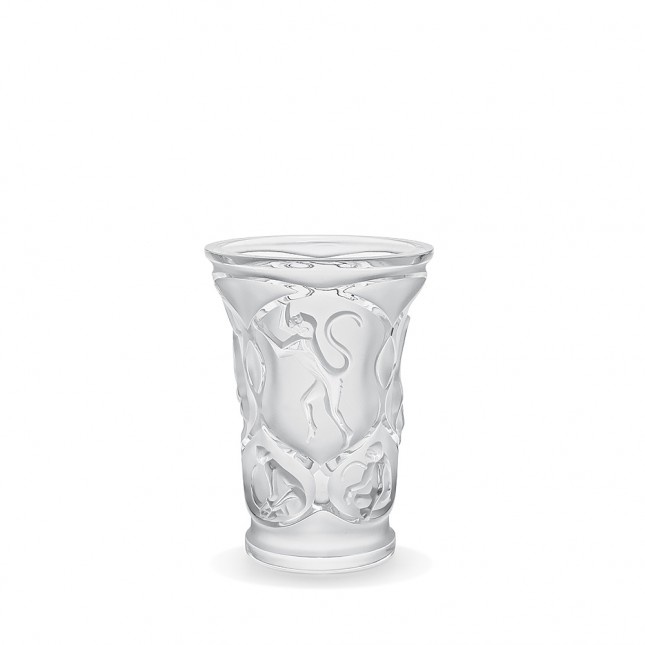Lalique - Monkeys Vase