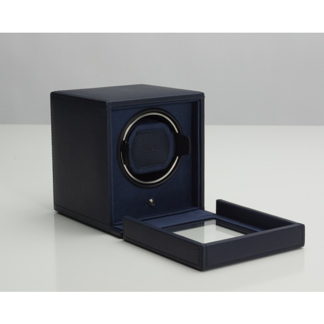 WOLF - CUB WINDER WITH COVER, NAVY