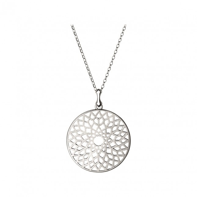 Links of London - Timeless Sterling Silver Large Necklace 5024.1403