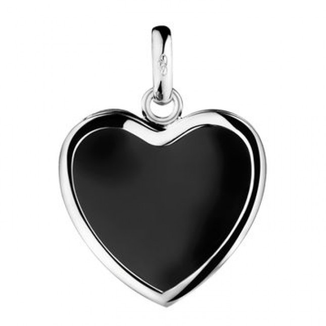 Love Note Heart Frame Charm   5030.1743.