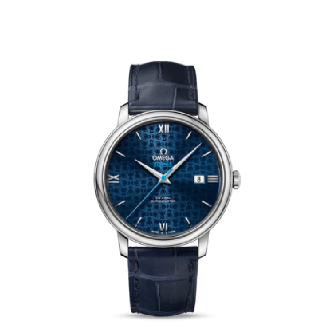 OMEGA DE VILLE PRESTIGE CO-AXIAL 39.5 MM ORBIS