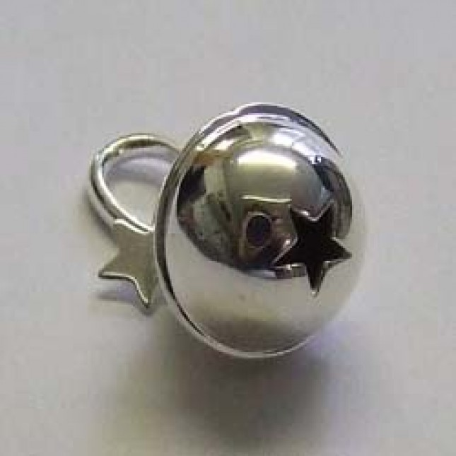 Silver Tinkerbelle charm, by Molly Brown.