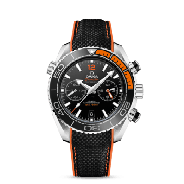 OMEGA SEAMASTER PLANET OCEAN 600 M OMEGA CO-AXIAL MASTER CHRONOMETER CHRONOGRAPH 45.5 MM