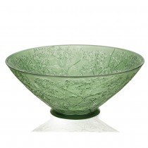 Lalique - Ombelles Bowl, Green