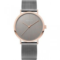 BERING CLASSIC COLLECTION UNISEX WATCH MILANESE GREY