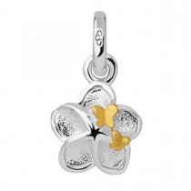 Links Of London Mini Flower and Butterfly Charm 5030.1918