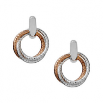 Links of London Aurora Cluster Link Stud Earrings 5040.2228