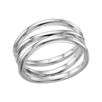 Links of London Essentials Infinite Triple Fix Ring 5045.4373