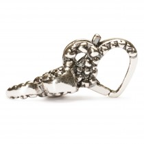 Trollbeads - Catching hearts Lock. TAGLO-00009