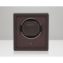 Wolf Watch Winder 'Cub' Brown - 455206