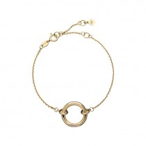Links of London 20/20 Solo Bracelet 18ct Gold & Diamond