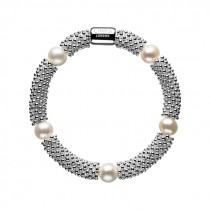 Links of London Effervescence Star White Pearl Bracelet 5010.1393
