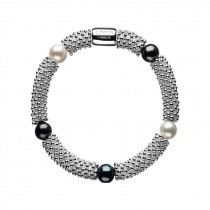 Links Of London Effervescence Star Pearl Bracelet 5010.1396