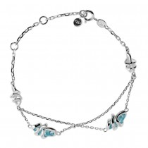 Links Of London 2012 Collection Entwine Bracelet 5010.1765