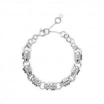 Links of London - Sweetie Sterling Silver Chain Charm Bracelet 5010.2638