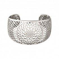 Links of London Timeless Sterling Silver Cuff Bracelet 5010.3182