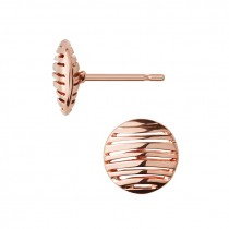 Links of London - Thames 18kt Rose Gold Vermeil Stud Earrings. 5040.2800