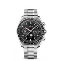 OMEGA SPEEDMASTER MOONWATCH OMEGA CO-AXIAL MASTER CHRONOMETER MOONPHASE