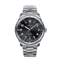NAVITIMER 8 AUTOMATIC 41 STEEL - BLACK