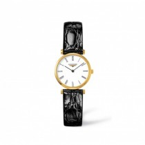 Longines La Grande Classique Quartz Women's Watch L4.209.2.11.2