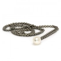 Trollbeads - Fantasy Pearl Necklace. TAGFA-00021