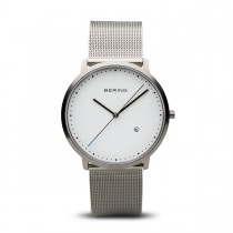 BERING Classic | brushed silver