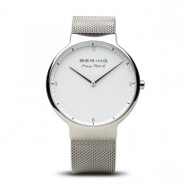 BERING Max René | polished silver |
