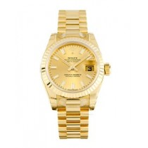 Pre-Owned ROLEX DATEJUST LADIES