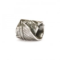 Trollbeads - Spiritual Collection, Feather. TAGBE-10017