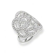 Thomas Sabo Special Addition Cocktail Ring TR1946-051-14