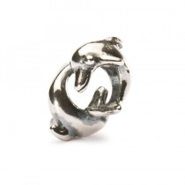 Trollbeads - Playing Dolphins. TAGBE-10022