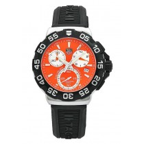 Tag Heuer Formula 1 Orange Chronograph Watch