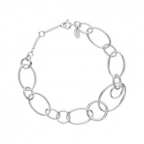 Links of London - Aurora Sterling Silver Link Bracelet 5010.3065