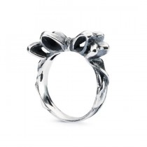 Trollbeads - Bow Ring. TAGRI-00374