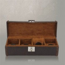 Friedrich23 Cubano Watch Box 4 (70021/225)