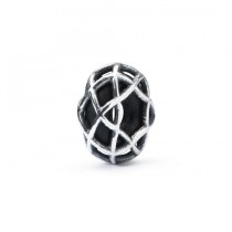 Trollbeads - Night Sky Spacer Bead. TAGBE-10184