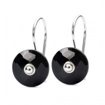 Trollbeads - Capsule Collection - Espresso Noir Earrings. TZZUK-00777