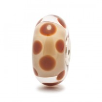 Trollbeads - Chocolate Dot. TGLBE-10123