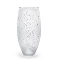 Lalique Edelweiss Small Size Vase