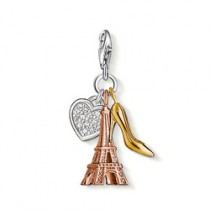 "Thomas Sabo ""Eiffel Tower"" Charm 0936-425-14"