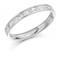 DIAMOND HALF ETERNITY RING HET1019
