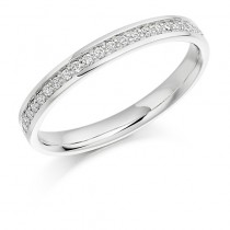Diamond Half Eternity/Wedding Ring HET1041