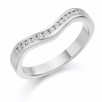 DIAMOND HALF ETERNITY/WEDDING RING HET1182