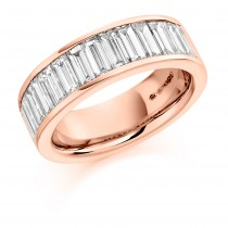 DIAMOND HALF ETERNITY RING HET1190